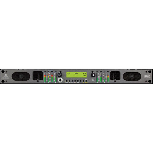 Wohler AMP1-D8MDA-3G 8-Channel Audio Monitor with Dolby AC3
