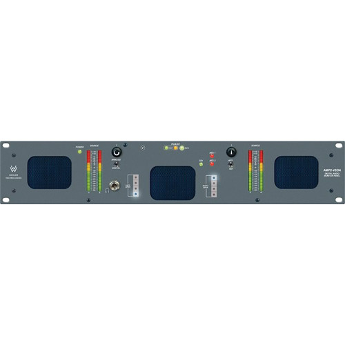 Wohler AMP2-VSDA 4-Channel Audio Monitor