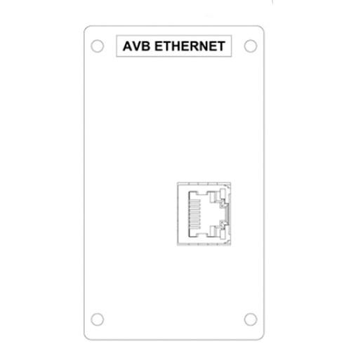 Wohler AVB Input Card