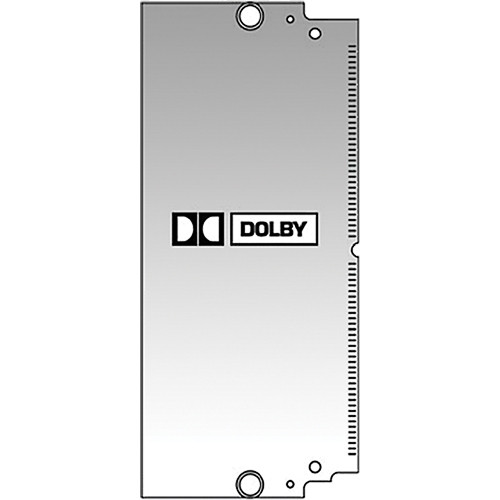 Wohler Dolby D/E/DD+ Upgrade Card