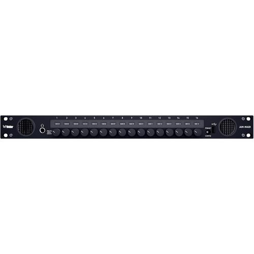 Wohler iAM-MADI-16 MADI Audio Monitor with 16 Outputs
