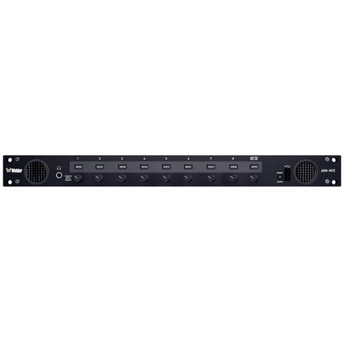Wohler iAM-MIX-8-SDA-E - 3G/HD/SD-SDI, Analog, AES & MADI Monitoring w/ Dolby (8 Channel)