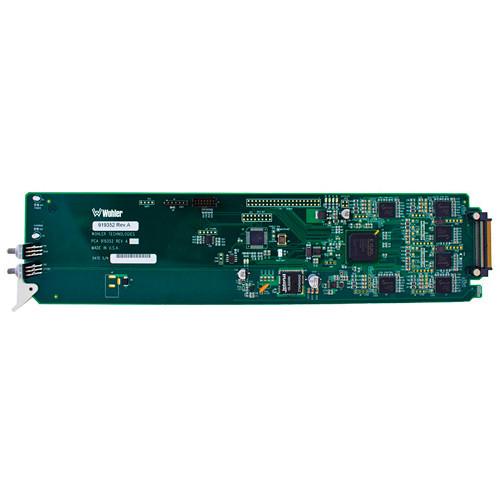 Wohler LCM-KRT-1CH KARMAudioRT Loudness Control Card (MC-1RU Version)