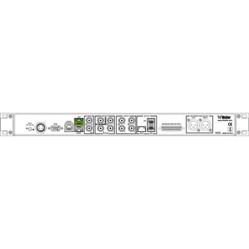 Wohler iAM-AUDIO-1 Add-On for Decoding & Monitoring of Ravenna Input Streams