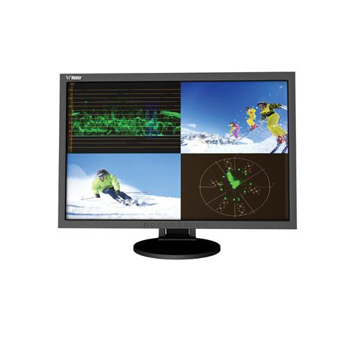 "Wohler RMQ-170-SD 17"" Diagonal Quad Split LCD Monitor"