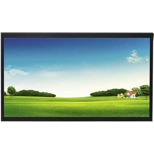 "Wohler 23"" LCD 8 Bit Video Monitor-Dual Inputs-Tabletop Mount"