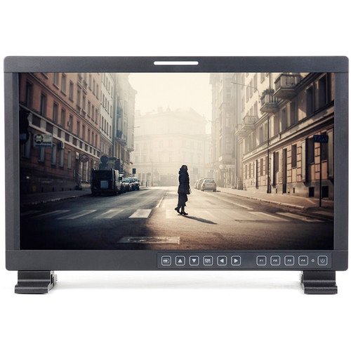 """Wohler RMTF-170-3G-RM 17"""" LCD Production Monitor with 3G-SDI & HDMI (Rack Mount)"""