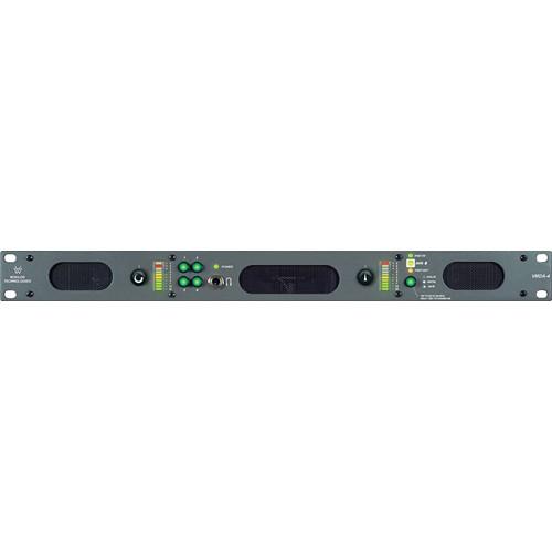 Wohler VMDA-4 2-Channel Multi Format Audio Monitor