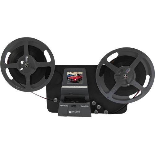 wolverine data film2digital moviemaker pro 8mm and f2dmmpro b h. Black Bedroom Furniture Sets. Home Design Ideas