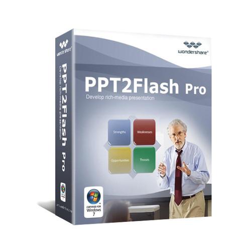 Wondershare PPT 2 Flash Professional v5 (Download)