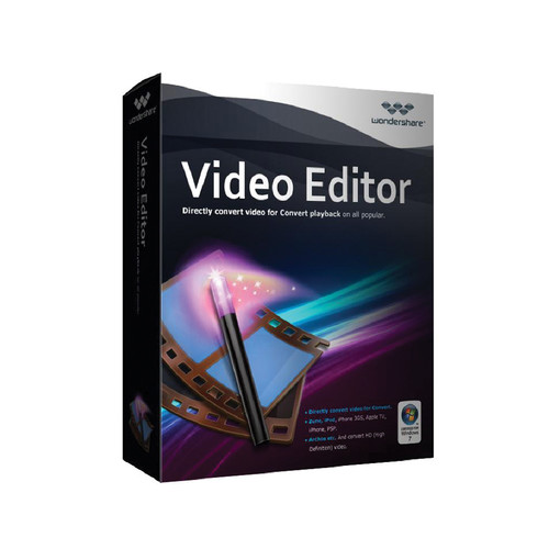 Wondershare Video Editor 5 for Windows (Download)