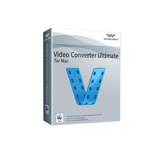Wondershare Video Converter Ultimate 4 for Mac (Download)