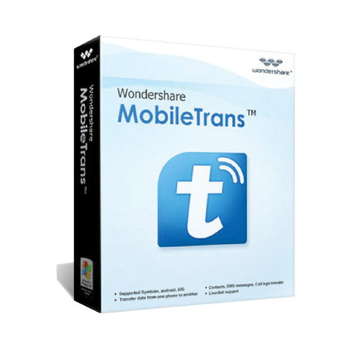 Wondershare MobileTrans (Download, Personal Use License)