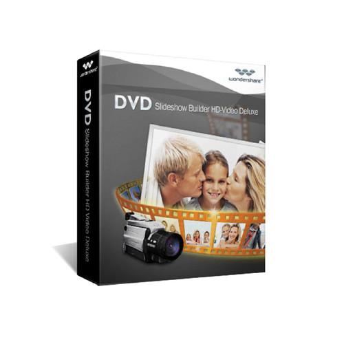 Wondershare DVD Slideshow Builder Deluxe v6 for Windows (Download)