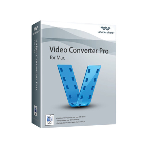 Wondershare Video Converter Pro 4 for Mac (Download)