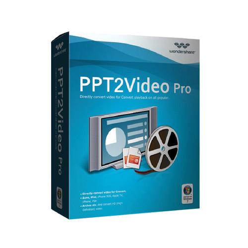 Wondershare PPT2Video Pro v6 (Download)