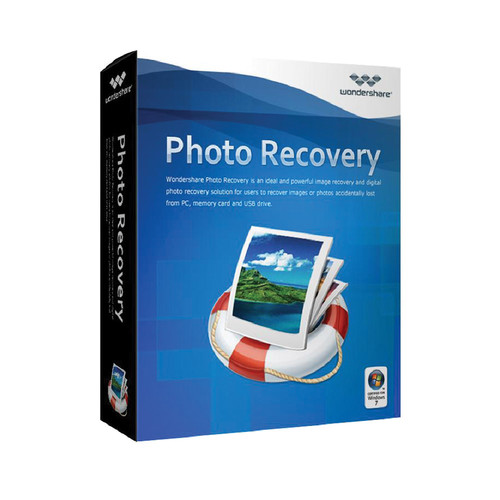 Wondershare Photo Recovery for Windows (Version 3.1, Download)