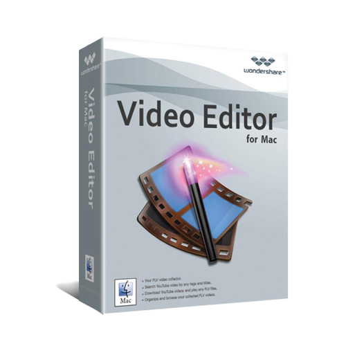 Wondershare Video Editor 4 for Mac (Download)