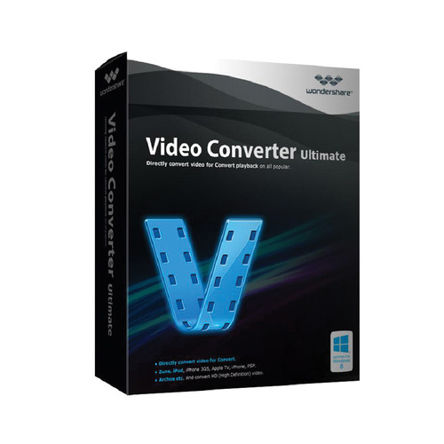 Wondershare Video Converter Ultimate 8 for Windows (Download)
