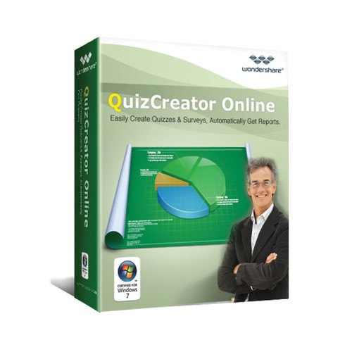 Wondershare QuizCreator v4.5 for Windows