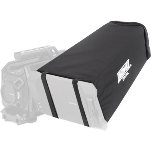 Wooden Camera Hoodman HRSAL Hood for Blackmagic URSA Flip-Out LCD (Long)