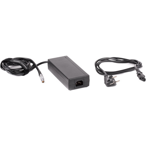 Wooden Camera 15V Power Supply with EU Power Cord for Select RED Cameras