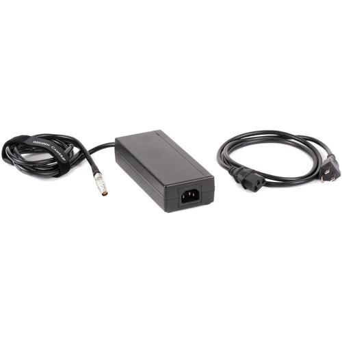 Wooden Camera 15V Power Supply with US Power Cord for Canon C300 Mark II Camcorder
