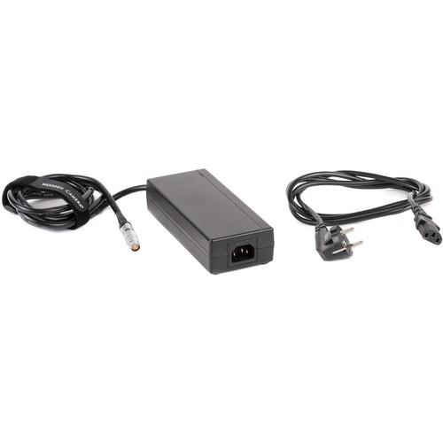 Wooden Camera 24V Power Supply with EU Power Cord for ARRI Amira & Alexa Mini Digital Cameras