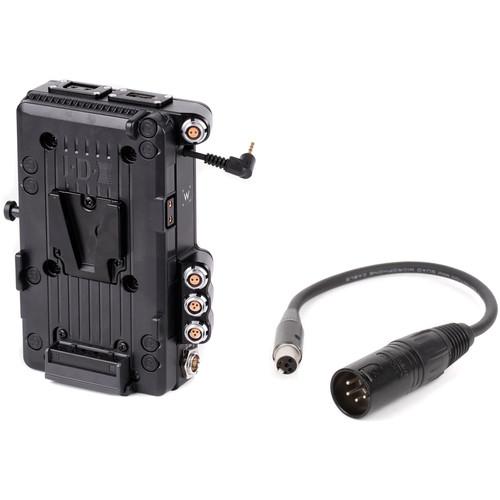 Wooden Camera D-Box for URSA Mini/Mini Pro (V-Mount)