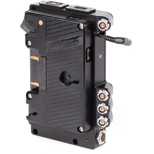Wooden Camera D-Box for Blackmagic Design URSA Mini/Mini Pro (Gold Mount)