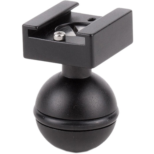 Wooden Camera Ultra Arm Ball with Female Cold Shoe