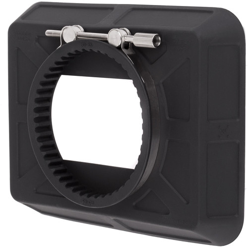 """Wooden Camera 2-Stage Clamp-On 4 x 5.65"""" Zip Box (80-85mm)"""