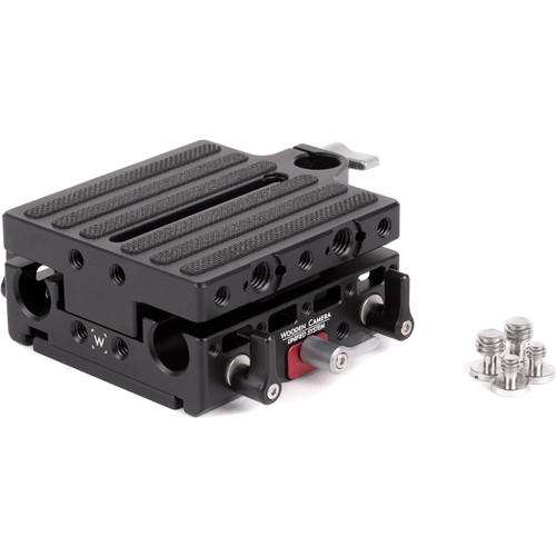 Wooden Camera Unified Baseplate for C200/C200B/C700