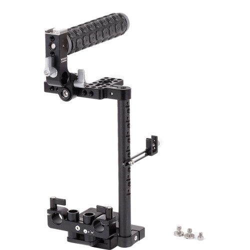 Wooden Camera Unified DSLR Cage with Rubber Grip (Large)