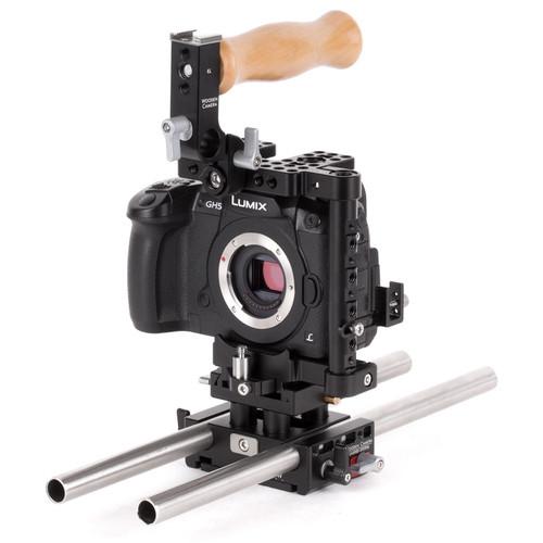 Wooden Camera Panasonic GH5 Unified Accessory Kit (Base)