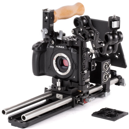Wooden Camera Unified Accessory Kit for Panasonic GH5 (Pro)