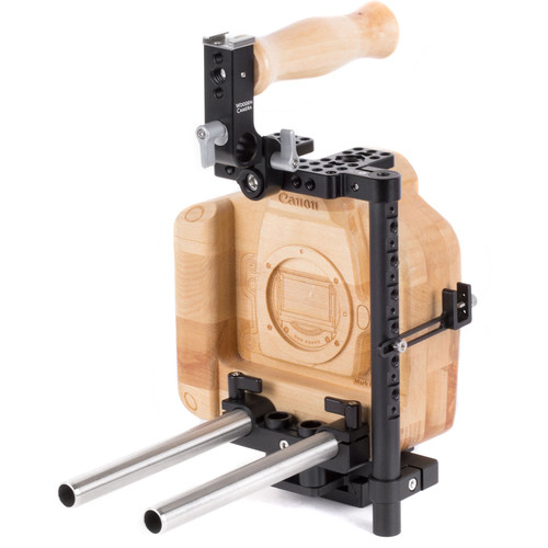 Wooden Camera Canon 1D X/1D C Unified Accessory Kit (Base)