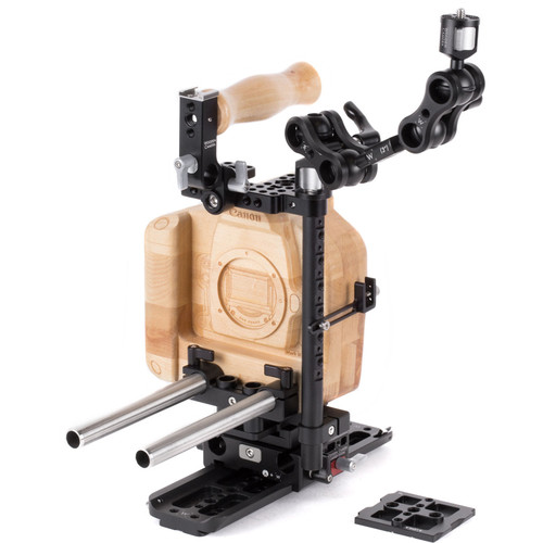 Wooden Camera Canon 1DX/1DC Unified Accessory Kit (Advanced)