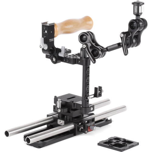 Wooden Camera Unified Accessory Kit for Canon T7i/T6i (Advanced)