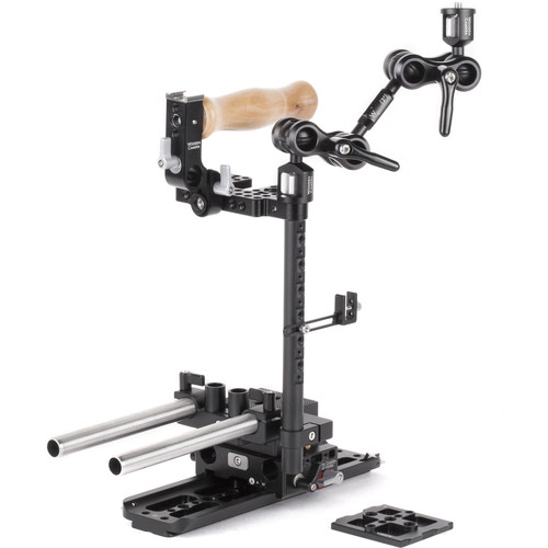Wooden Camera Unified Accessory Kit for Nikon D810/D800 (Advanced)