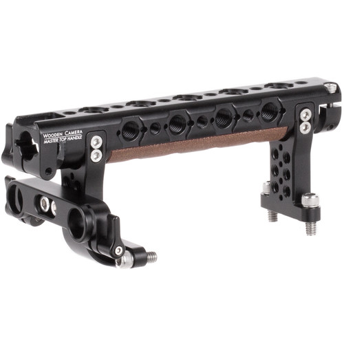 Wooden Camera Master Top Handle for RED DSMC2 (Main Handle Section)