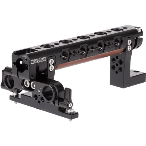 Wooden Camera Master Top Handle for Select ARRI Cameras (Main Handle Section)