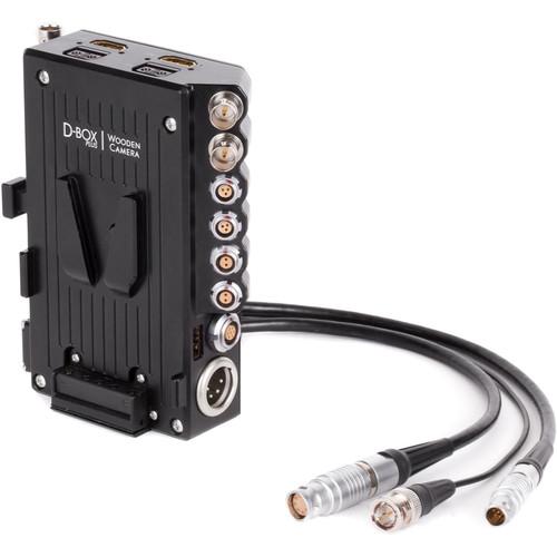 Wooden Camera D-Box Plus Distribution Adapter Box for ARRI ALEXA Mini (V-Mount)