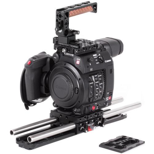 Wooden Camera Canon C200/C200B Unified Accessory Kit (Advanced)