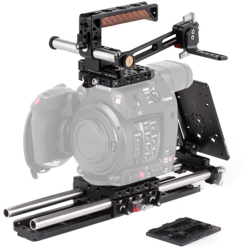 Wooden Camera Canon C200/C200B Unified Accessory Kit (Pro)