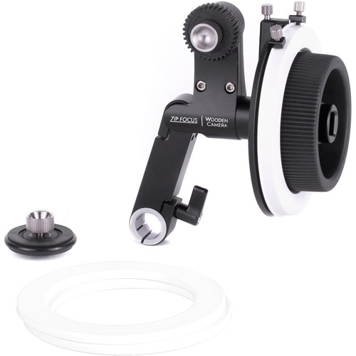 Wooden Camera Zip Focus Single-Rod Follow Focus (19/15mm Studio)