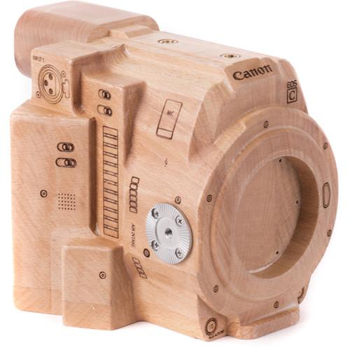 Wooden Camera Wood Canon EOS C200 Model