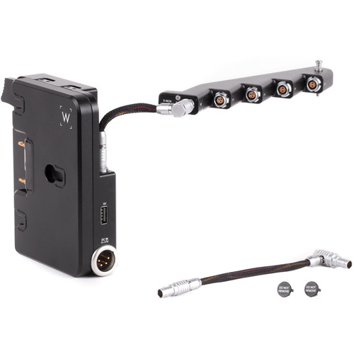 Wooden Camera D-Box for Sony VENICE (Gold Mount)