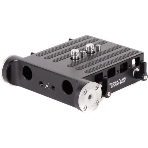 Wooden Camera Solid Baseplate for Sony VENICE, F55 & F5