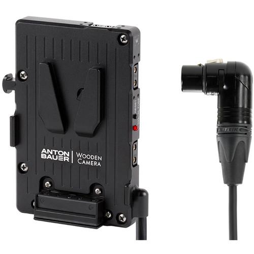 Wooden Camera WC Pro Battery Plate for Digital Bolex, Blackmagic Studio & Sony F55/F5 (V-Mount)